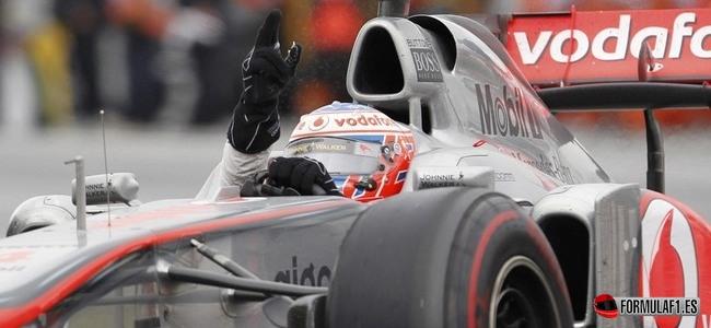 Jenson Button, McLaren, GP Canada 2014