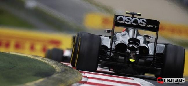 Kevin Magnussen, McLaren, GP Austria 2014