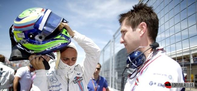 Felipe Massa, Williams, GP Canada 2014