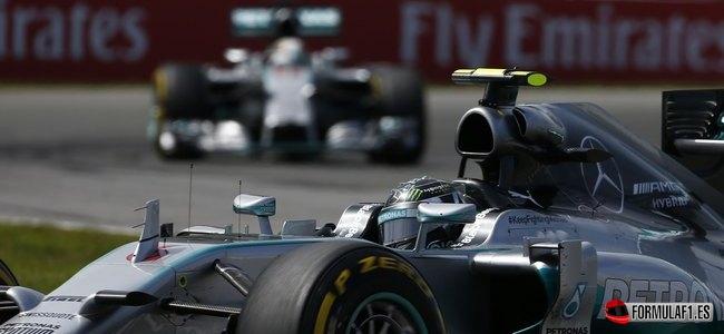 Nico Rosberg, Mercedes, GP Canadá 2014