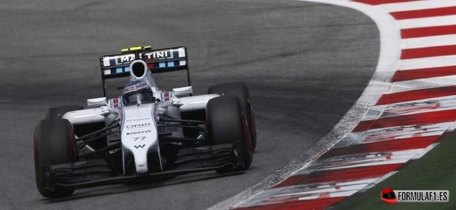Valtteri Bottas, Williams, GP Austria 2014