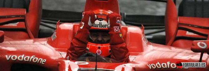 Michael Schumacher sale del coma y empieza una larga rehabilitación