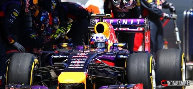 Daniel Ricciardo, Red Bull, GP Austria 2014