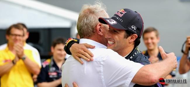 Daniel Ricciardo, Red Bull, GP Canada 2014