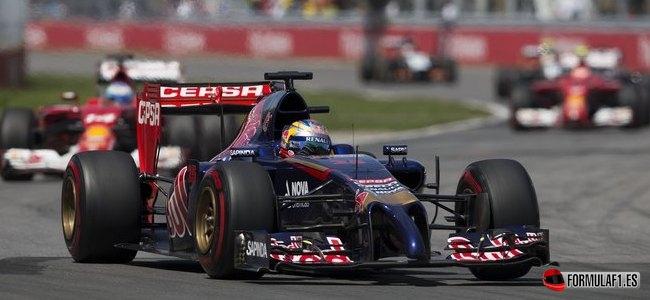 Jean-Éric Vergne, Toro Rosso, GP Canada 2014