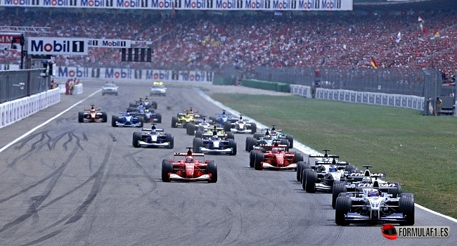 2001 German Grand Prix