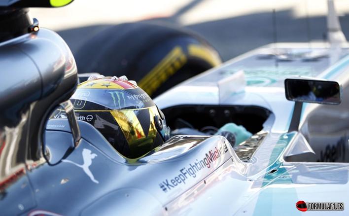 Rosberg consigue la Pole. GP Alemania 2014
