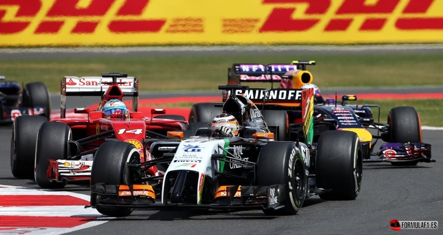 GP de Gran Bretaña 2014