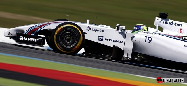Felipe Massa, Williams, GP Alemania 2014