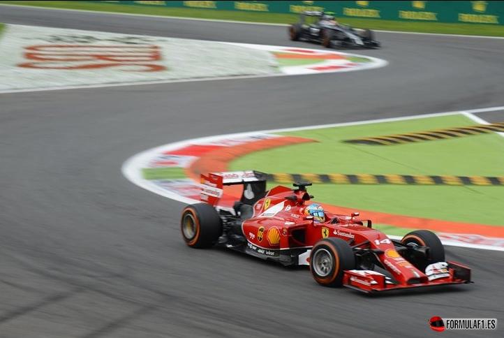 GP de Italia 2014 – Libres 2: La venganza de Rosberg