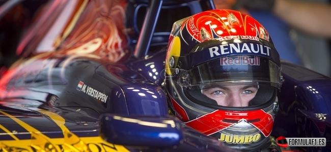 Max Verstappen, Toro Rosso, Test Adria 2014