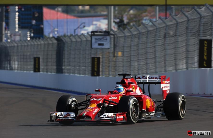 Alonso fp2