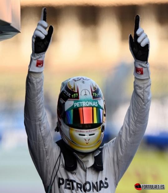 Hamilton vence el GP Rusia 2014