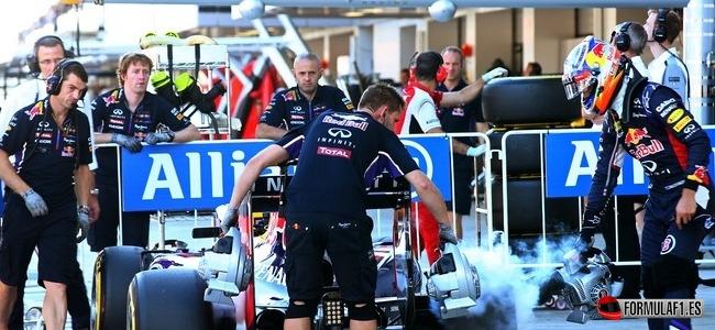 Daniel Ricciardo, Red Bull, GP Rusia 2014