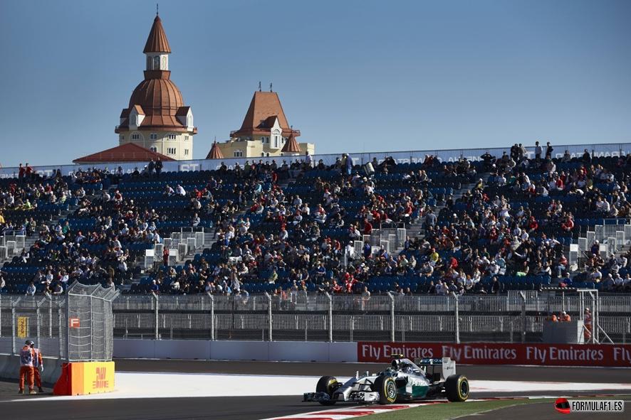 Rosberg FP3