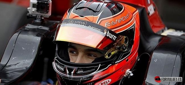 Esteban Ocon, Lotus