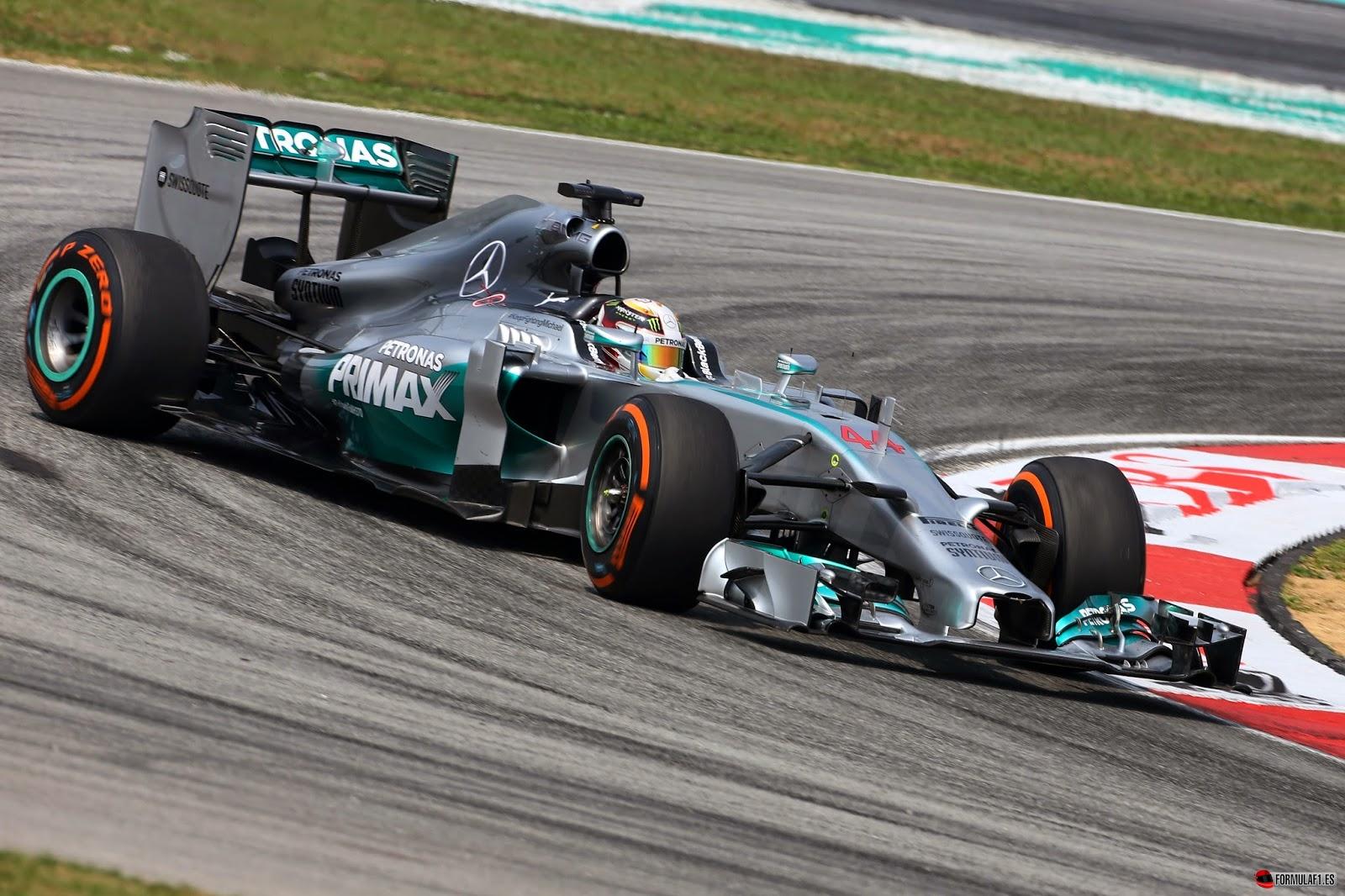 Difícil fin de temporada para Lewis Hamilton