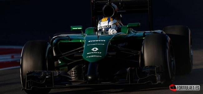 Marcus Ericsson rompe su contrato con Caterham