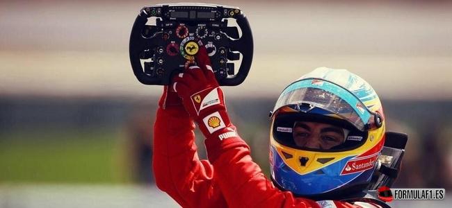 Fernando Alonso, Ferrari, F1