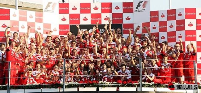 Fernando Alonso leaves Ferrari, F1