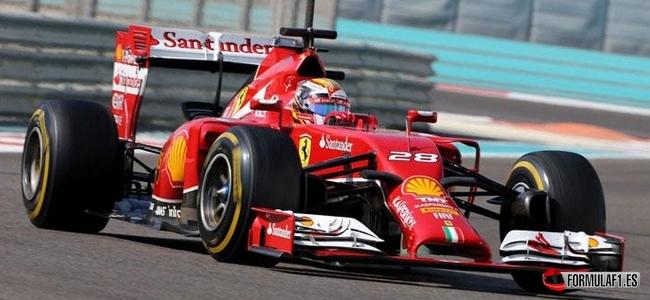 McLaren sigue con problemas eléctricos en el segundo día de test en Abu Dabi