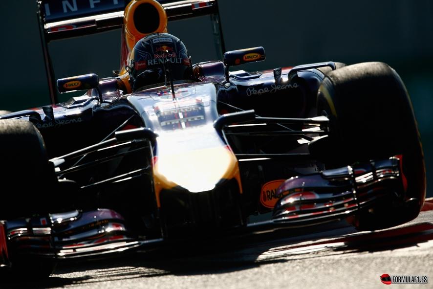 Los Red Bull son excluidos de la calificación