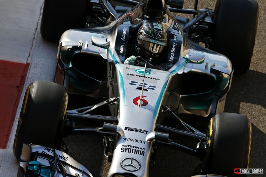 Rosberg AUH FP3