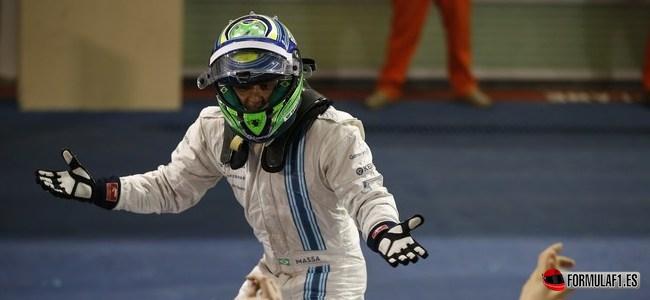 Felipe Massa, Williams, GP Abu Dabi 2014