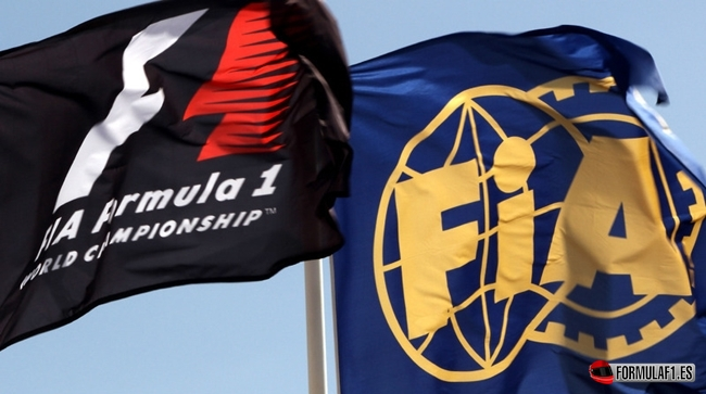 FOM, FIA, F1