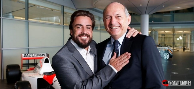¿Funcionará esta vez el matrimonio entre Alonso y McLaren?