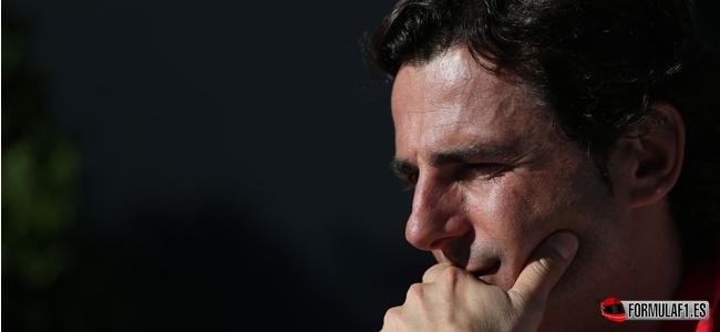 Pedro de la Rosa, Ferrari, F1