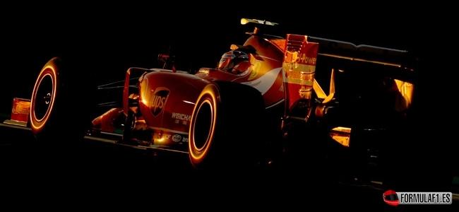 Raikkonen, Ferrari, F1