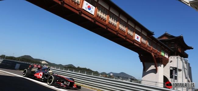 Sergio Perez, GP Corea 2013, F1
