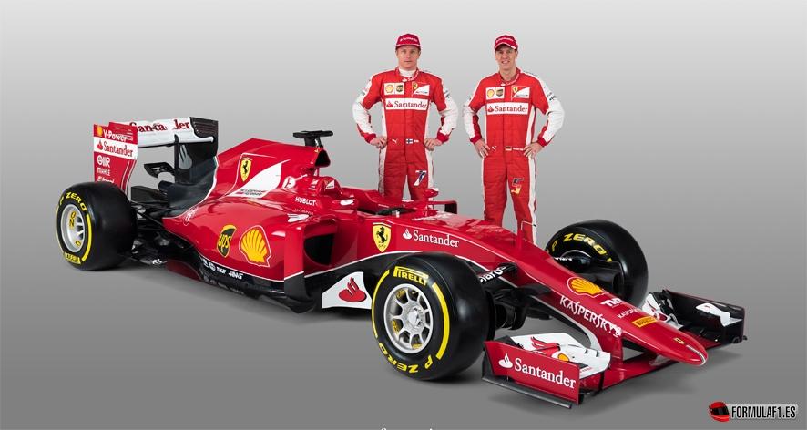 Ferrari SF15 T 1