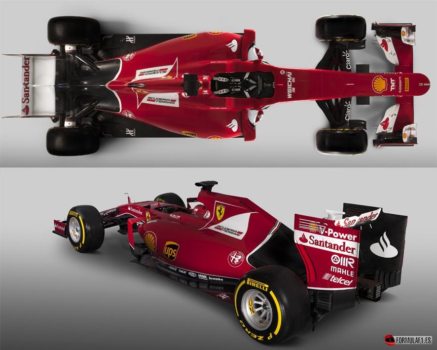 Ferrari SF15 T 2