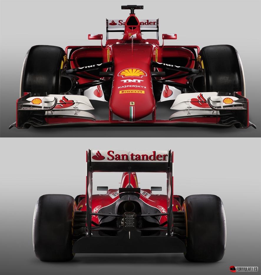 Ferrari SF15 T 3