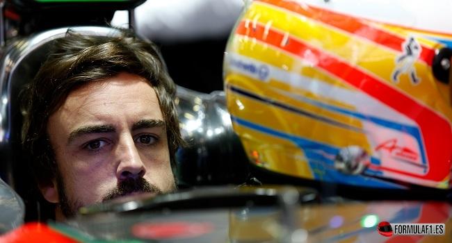 McLaren confirma que el viento fue la causa del accidente de Fernando Alonso