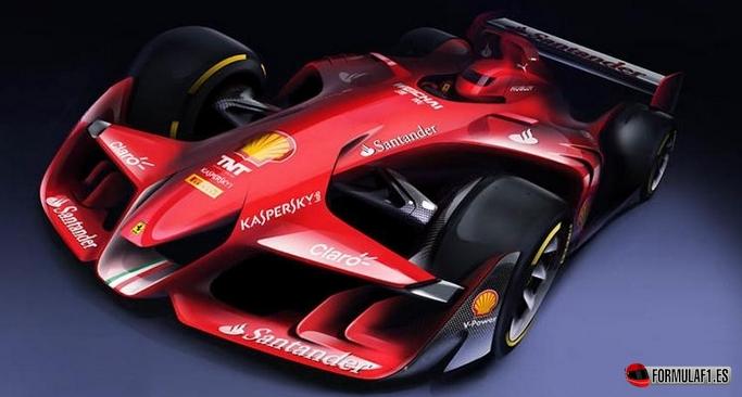 FerrariF1Concept
