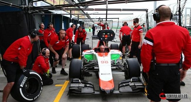 Roberto Merhi estará en Malasia con el equipo Manor