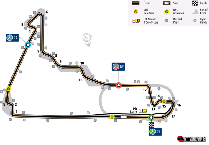 Autódromo Hermanos Rodríguez (México)