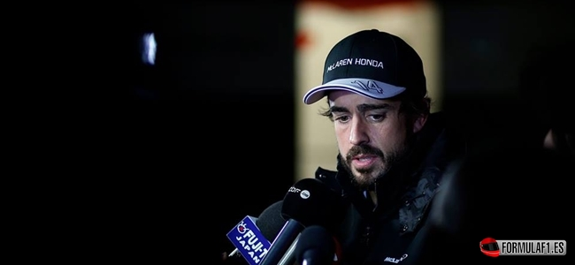 Fernando Alonso no disputará el GP de Australia 2015