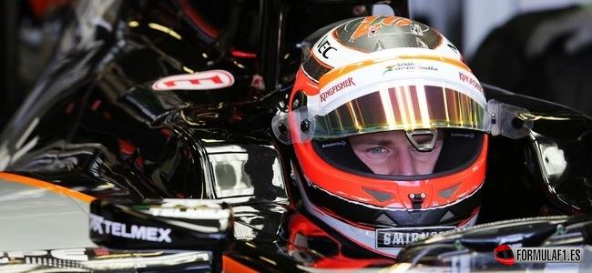 Nico Hülkenberg, Force India, GP Australia 2015