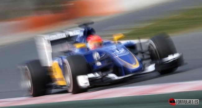 Barcelona F1 Test 26/02-01/03/15