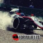 Magnussen Crash Albert Park 2015 F1