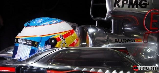 Fernando Alonso, McLaren, GP Malasia 2015