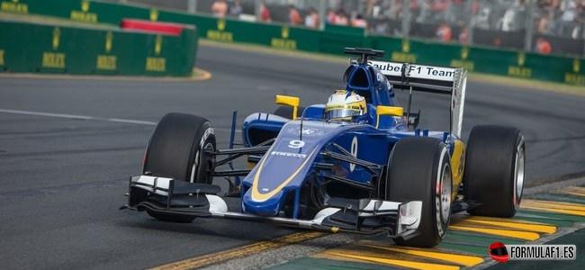Marcus Ericsson, Sauber, GP Australia 2015
