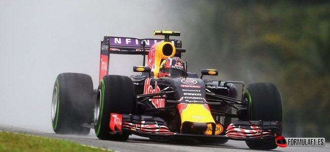 Daniil Kvyat, Red Bull, GP Malasia 2015