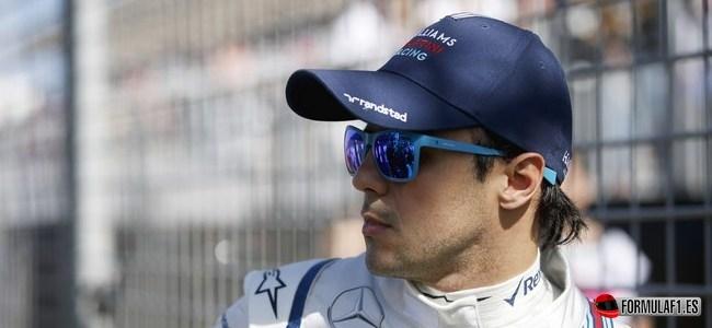 Felipe Massa, Williams, GP Australia 2015