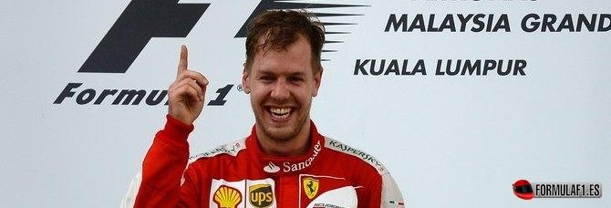 Análisis GP de Malasia 2015: Vettel saborea la gloria con Ferrari