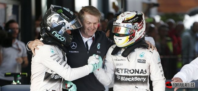 Lewis Hamilton, Mercedes, GP Australia 2015
